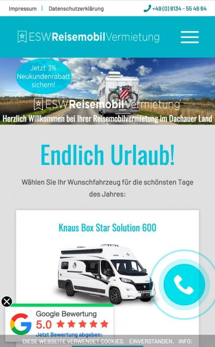 ESW Reisemobilvermietung